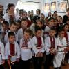 """O horă a unirii artelor, la Așezământul de Copii """"Sf. Ierarh Leontie"""" din Rădăuți"""