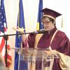 """Maria Bucur a primit titlul de """"Doctor Honoris Causa"""" al Şcolii Naţionale de Studii Politice şi Administrative"""