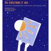Noul cartier cultural District 40: premieră cu instalații interactive, căști neuronale, video mapping și tururi ghidate
