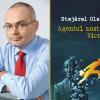 """Stejărel Olaru despre """"Agentul nostru Victor"""", la Cărturești Verona"""