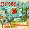 Șase zile de distracții unice pentru întreaga familie, la Festivalul Opera Copiilor 2018