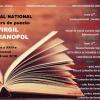 """A XXIII-a ediţie a Festivalului-concurs naţional de poezie """"Virgil Carianopol"""""""