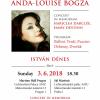 Concert extraordinar al sopranei Anda-Louise Bogza: In memoriam Hariclea Darclée şi Emmy Destinn