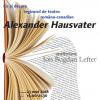 "Alexander Hausvater, la ""Cafeneaua critică"""