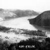 Insula Ada Kaleh prinde viață la o jumătate de secol de la scufundare