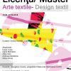 """Deschiderea expoziţiei """"Licenţă/ Master/ Arte textile- Design textil/ 2018"""""""