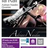 """""""Pân' la Rai"""" cu Adrian Naidin Quartet, la Casa Filipescu-Cesianu"""