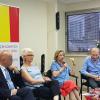 """Aniversarea a 70 de ani de relații diplomatice dintre România și Israel și lansarea seriei """"Cafeneaua românească"""", la ICR Tel Aviv"""