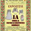 """Expoziția """"Ia, simbol al culturii și creativității românești"""""""