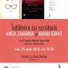 """Triplă lansare de carte, la librăria """"La Două Bufnițe"""""""