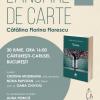 """""""Teatru"""", de Cătălina Florina Florescu, lansat la Cărturești Carusel"""