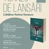 """""""Teatru"""", de Cătălina Florina Florescu, turneu de lansări"""