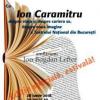 Ion Caramitru, la Cafeneaua critică