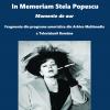 """In Memoriam Stela Popescu"", la Haifa"