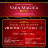 Cristian Mandeal dirijează 100 de violonceliști pe scena Ateneului