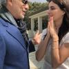 Catrinel Marlon a fost numită ambasadoarea Fundației Andrea Bocelli