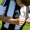 Transferul lui Cristiano Ronaldo, o motivație în plus pentru copiii  de la tabăra de fotbal Juventus Torino
