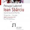 """""""Peisajul Labirint"""" – expoziție personală Ioan Sbârciu, la Galeria Sector 1"""
