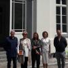 Pregătirile Festivalului Europalia România 2019 și lansarea unor noi colaborări academice, temele majore ale vizitei președintelui ICR la Bruxelles