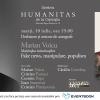 """Matrioșka mincinoșilor: Fake news, manipulare, populism"", în dezbatere la Humanitas Cișmigiu"