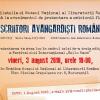 "Prezentarea emisiunii filatelice ""Scriitori avangardiști români"", la MNLR"