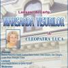"""Lansarea romanului """"MANSARDA VISURILOR"""", de Cleopatra Luca"""