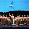 """Spectacolul ,,Vocea Dunării de la Vărsare la Izvoare"""" a adunat un public numeros la București și Drobeta Turnu-Severin"""