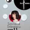 "Saviana Stănescu, la ""Scriitori contemporani la muzeu"""