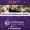 România, la Târgul de Carte de la Göteborg 2018