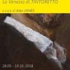 """Sorin Scurtulescu  expune """"La Venezia di Tintoretto"""""""