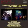 """""""Caravane Django"""" – """"Jazz Manouche"""" şi CINEACORDEON, noi evenimente semnate Emy Drăgoi la TNB"""