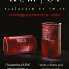 """Expoziția """"Sculptură în sticlă"""" a artistului plastic Ioan Nemțoi, la Bruxelles"""