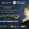 """Festivalul Internațional de Operă şi Balet """"Maria Bieşu"""", ediția a XXVI-a"""