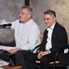 Mircea Dinescu, nimericuri, sare, pâine și vin, în prima zi a FCNC