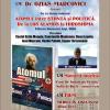 """Lansarea volumului """"Atomul între Ştiinţă şi Politică. De la Los Alamos la Hiroshima"""""""