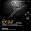 Workshop de dans contemporan cu Ana Maria Lucaciu, în cadrul FNT