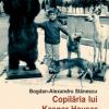 """Bogdan-Alexandru Stănescu, premiat de revista """"ATENEU"""" pentru romanul """"Copilăria lui Kaspar Hauser"""""""
