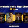 Maraton cultural la Happy Cinema București