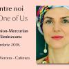 """Lansarea volumului """"Care dintre noi/ Which of us"""", de Chris Simion-Mercurian și Cătălina Flămînzeanu"""