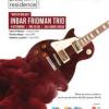 Jazz la chitară în concertul Inbar Fridman Trio, la Arcub