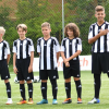 Juventus Torino caută talente în România