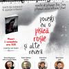 """Despre """"Poveşti cu o pisică roşie şi alte reverii"""", la Timișoara"""