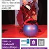 """Premiera spectacolului """"Aventură și magie cu baronul Münchhausen"""", la Muzeul Vârstelor"""