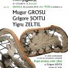 Poeții Mugur Grosu, Grigore Șoitu și Yigru Zeltil, la Clubul de lectură Institutul Blecher