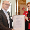 Președintele ICR, Liliana Țuroiu,  a semnat Ordinul de numire a  Comisarului General Europalia România 2019