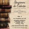 """Cvartetul Solartis, în """"Stagiunea de colecție"""" de la Biblioteca Națională"""