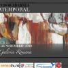 """Tudor Zbârnea expune """"Atemporal"""", la Galeria Romană"""