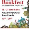 Bookfest deschide maratonul cărților toamnei la Brașov