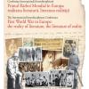 """Conferința """"Primul Război Mondial în Europa: realitatea literaturii, literatura realității"""", la MNLR"""