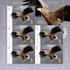 """Emisiunea de mărci poștale """"Recordurile păsărilor"""""""
